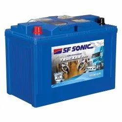 SF Sonic Trucker Sk1080-80r Automobile Battery 36 Months Warranty, Capacity: 80 Ah, Hcv