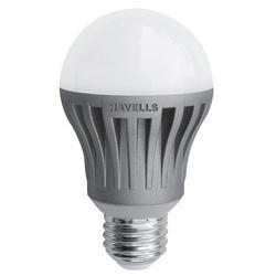 Round Cool Daylight Havells LED Bulb, Base Type: B22