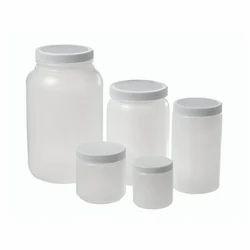 HDPE Wide Mouth Round Jar