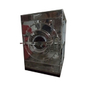 Stainless Steel Front Loading Commercial Laundry Dryer