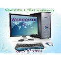 School Desktop Computer, Screen Size: 15 Inch