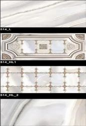 514(L,H1,H2) Hexa Ceramic Tiles Glossy  Series