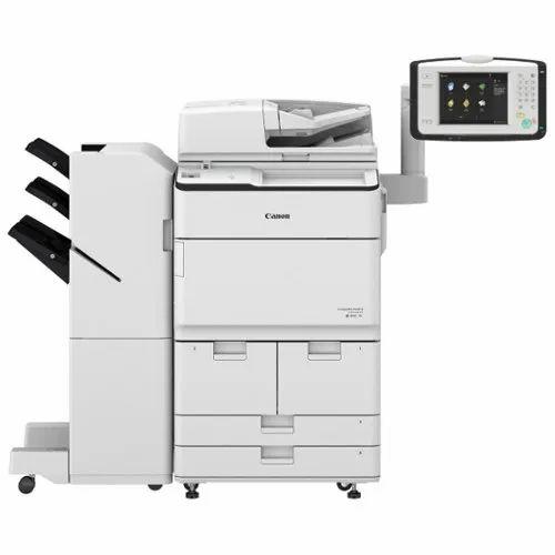 Canon Image Runner Advance 8595 Mono Production Printer, 52-256 Gsm, 95 A4 Ppm (mono)