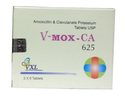Amoxicillin Potassium Clavulanate, Packaging Type: Strip, 1x10 Packaging