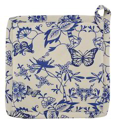 Butterfly Design Print Pot Holders