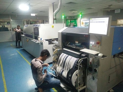SMT Line - View Specifications & Details of Smt Machine by K Three