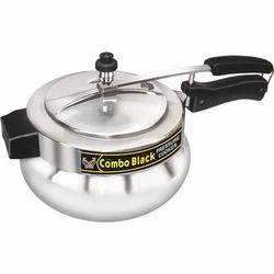 Heavy Duty Aluminum Handi Pressure Cooker