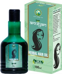 Amulyam Ayurveda Herbal Hair Oil