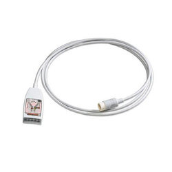 Philips 3 Lead ECG Cable M1669A