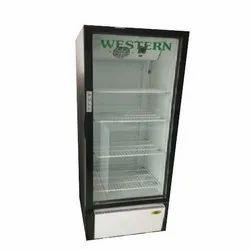 Western Visi Cooler, Number of Doors: 1, Storage Capacity: 250 L