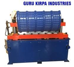 Auto Crimp Curving Machine