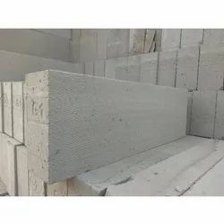 Infitech Group Solid 4 Inch AAC Block For Side Walls