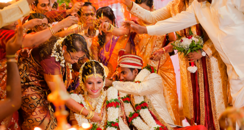 Golden matrimonial services