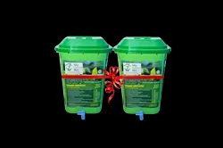 Wet Solid Waste Composting Bin 800 Litre