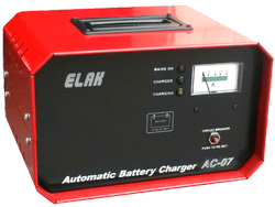 AC-07  ELAK Automatic Battery Charger