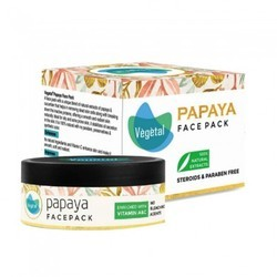 Vegetal Papaya Face Pack