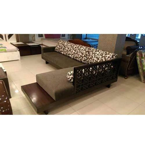 Hall Designer Wooden Sofa
