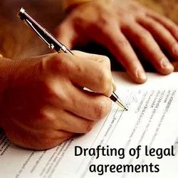 Drafting Of Legal Agreements Service