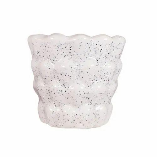 Pineapple Ceramic Pots For Indoor Plants,Planters,Flower Pots,Gamla For Indoor,Outdoor,Balcony,Home,