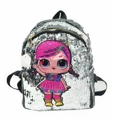 Sequin Kids Backpack