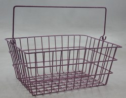 Gaabiah Iron Basket