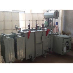 Three Phase 250kva To 2500kva Oil Cooled Transformer, Output Voltage: 0.433v/0.415v, 33kv/11kv