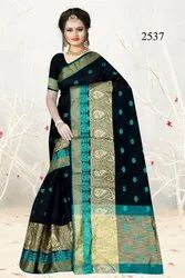Banarsi Cotton Sarees