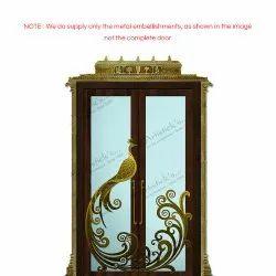 Pooja Room Doors Designs