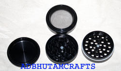 CNC Aluminum Herb Grinders 40 To 63mm
