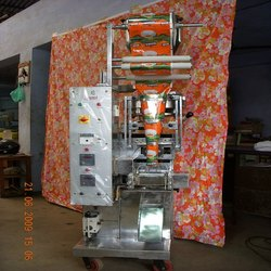 Whole Spices Pouch Packing Machine