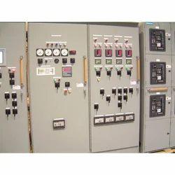 Three Phase Mild Steel IT Distribution Panel, IP Rating: IP40