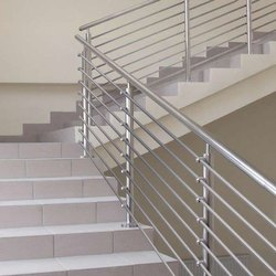 Indoor Stainless Steel Railing, For Home