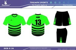 Sublimation Dye Soccer Uniforms