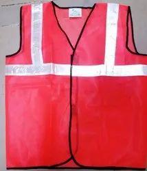 Metro M4U Florescent Reflective Jacket