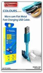 USB TO S3 Micro Flat Data Cord