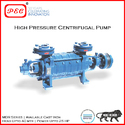 Centrifugal High Pressure Multistage Pumps