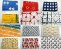 Indian Cotton Tie Dye Fabric