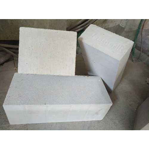 Solid Autoclaved Aerated Concrete Block