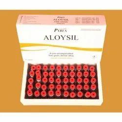 68% Alloysil Silver Amalgam Capsules- Spill 3