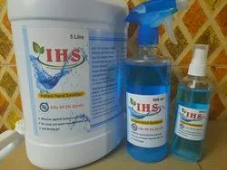 Hand Sanitizer 5 liters for spray