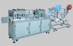 Automatic Cup Mask Covering Piece Face Mask Making Machine
