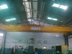 Fifteen (15) Ton Capacity Double Girder EOT Crane