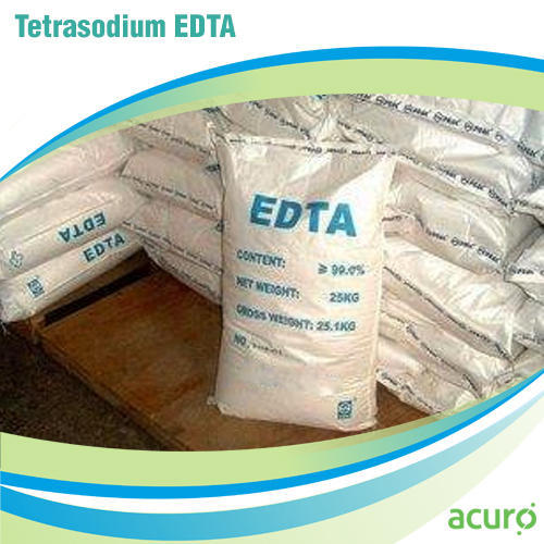 EDTA Tetrasodium, For And Industrial