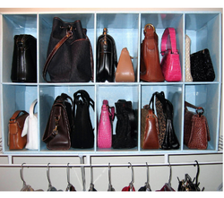Bags Rack for Showroom
