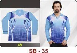 SB-35 Polyester T-Shirts