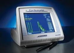 Sonomed A Scan Escalon Pacscan Plus Ophthalmic Ultrasound