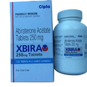 Xbira Abiraterone Acetate Tablets 250 Mg