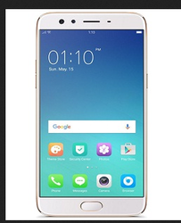Oppo F3, Screen Size: 5.5 Inches
