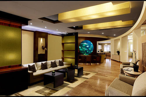 Commercial interior designing consultancy services in