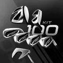 Decathlon 7 Clubs Adult 100 Righty Golf Kit